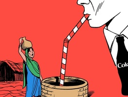 Small_coca_cola_crisis_in_india_by_latuff2