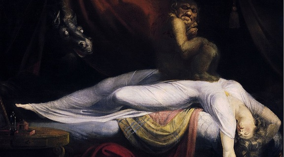 Homepage 1110px john henry fuseli   the nightmare