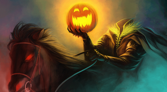 Homepage headless horseman